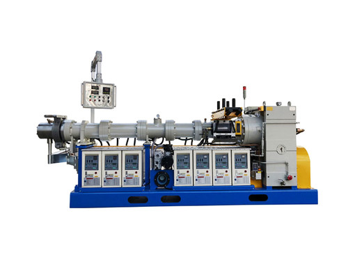 120mm16D/20D extrude machine