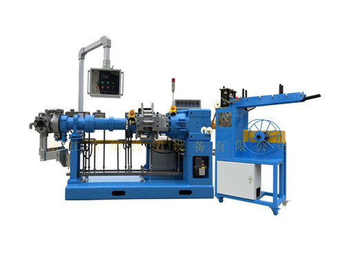 75 Silicone extrude machine