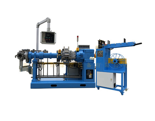 90mm silicone extrude machine