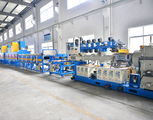 NBR & PVC A/C insulation sheet/pipe production line