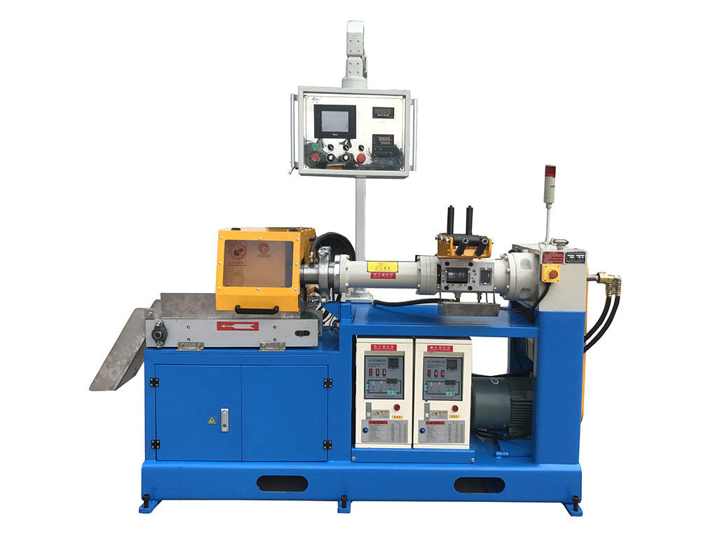 Preform extrude machine