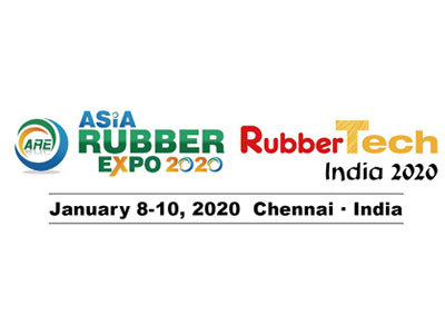 Asia Rubber Expo & Rubber Tech India 2020