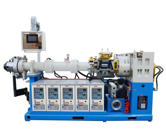 6th Generation Rubber Extruder (2014-2015)